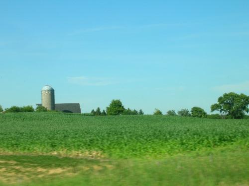 Farm? Or military base?