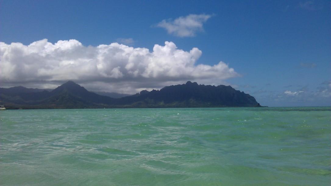 Sailing view 2