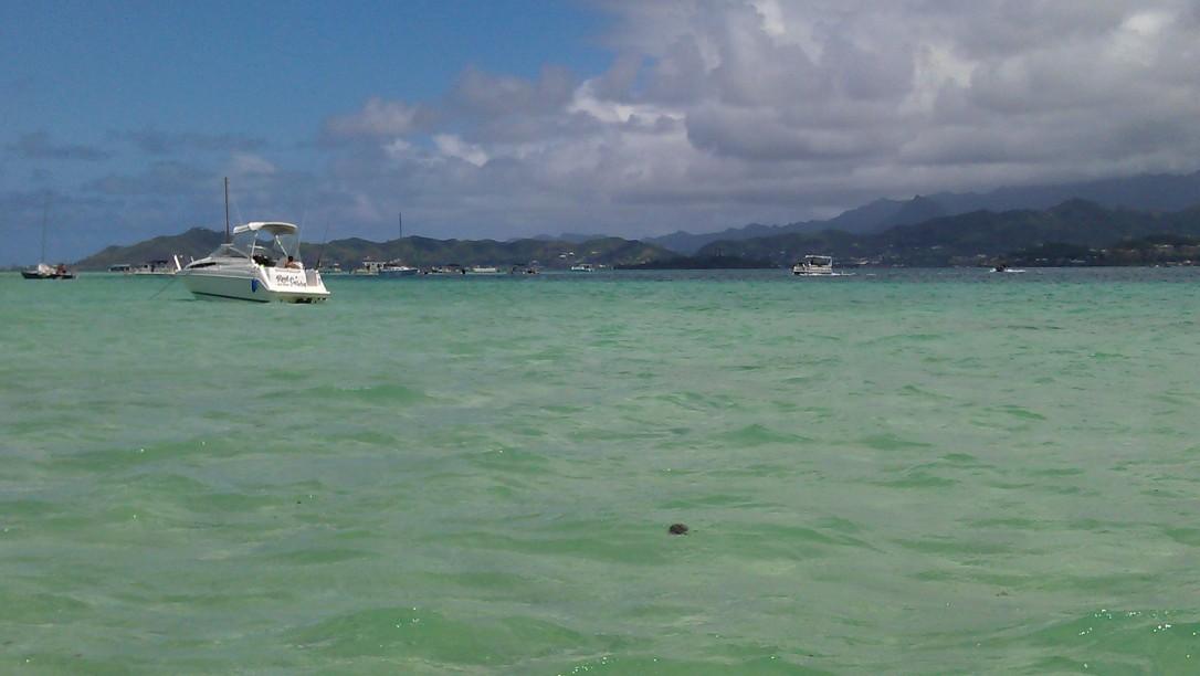 Sailing view 3