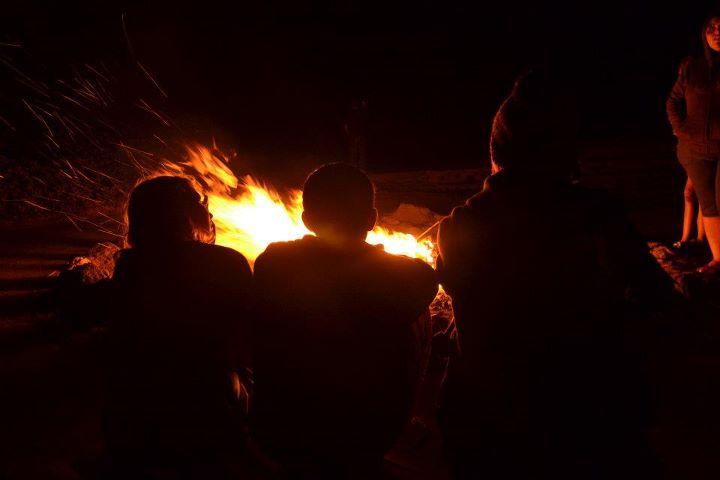 Erdman campfire 1