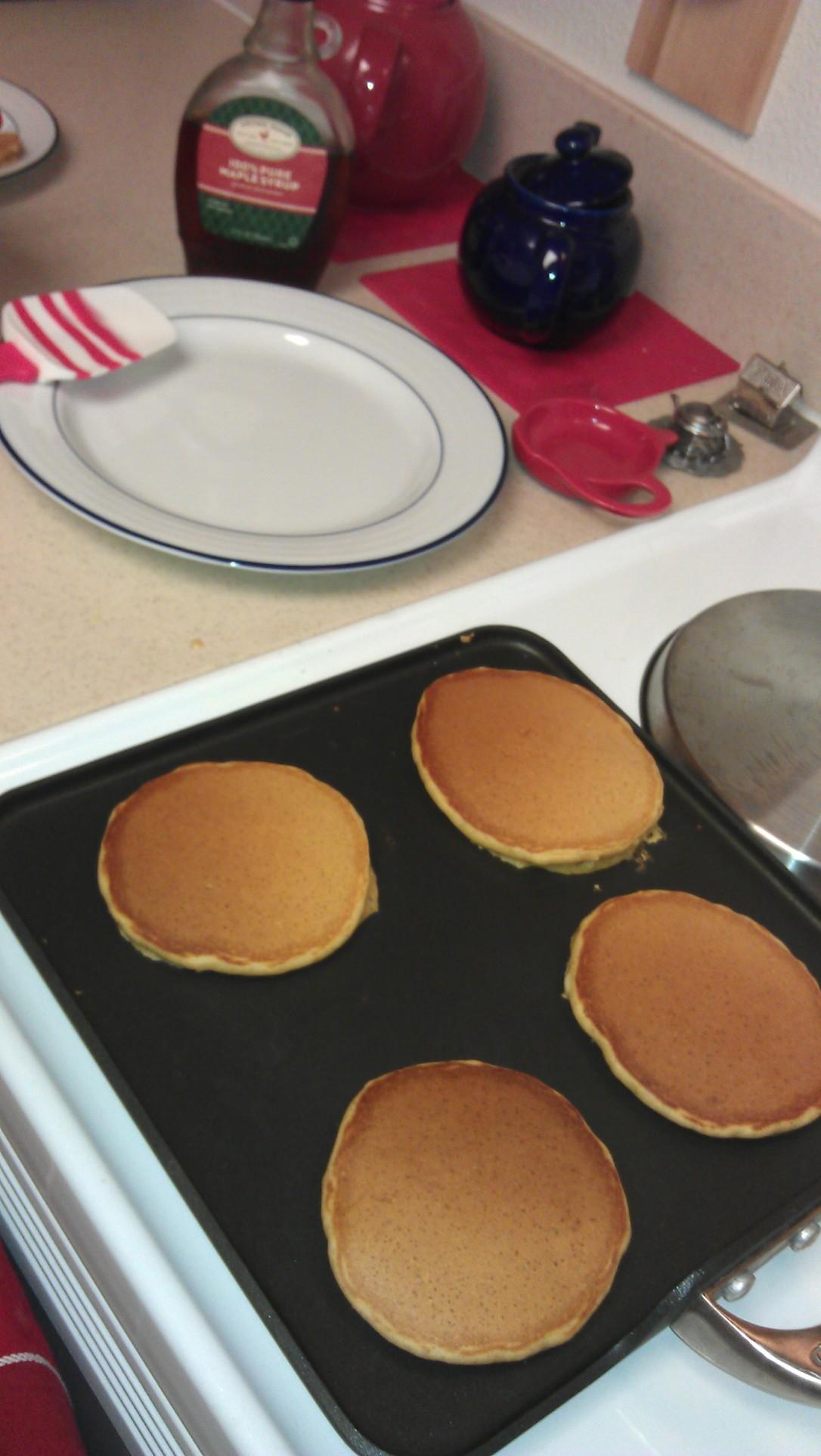 1/1/12 pancake breakfast
