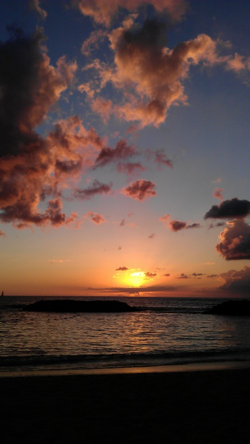 1/9/2012 winter sunset