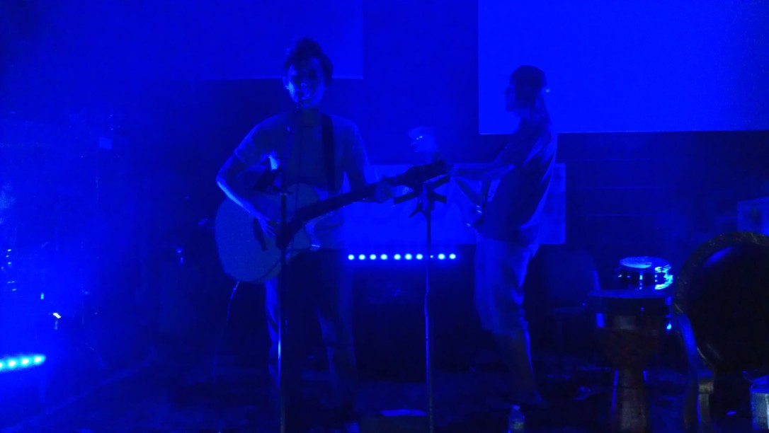 1/18/2012 blue jams