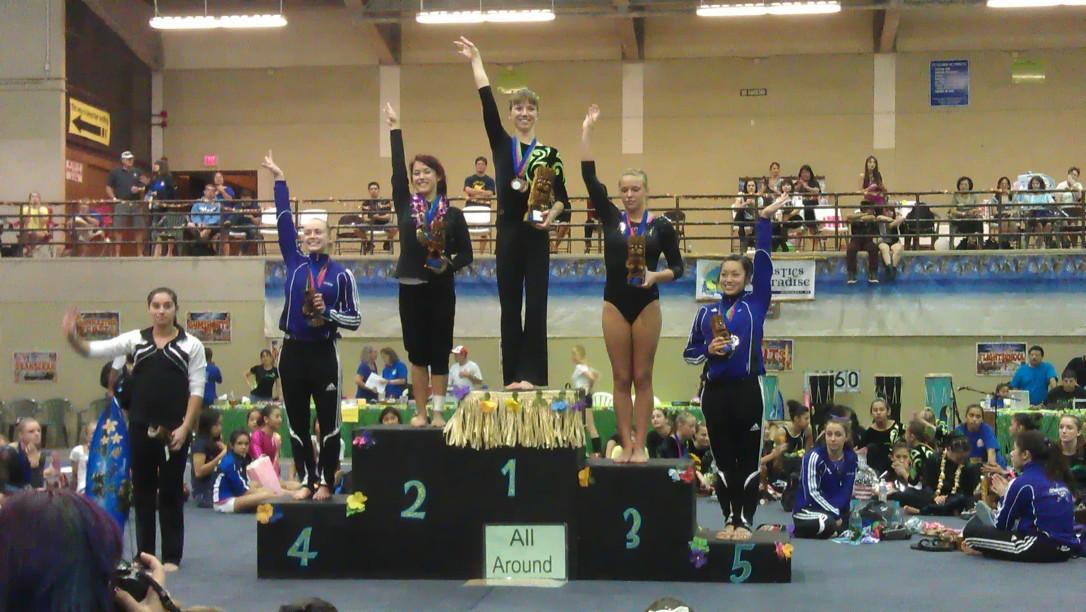 1/21/2012 gym salute