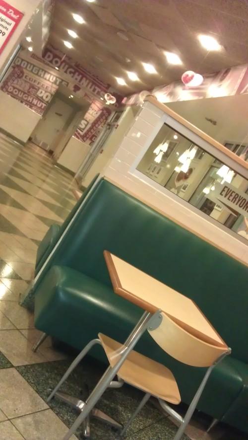 2/20/2012 Krispy Kreme breakfast
