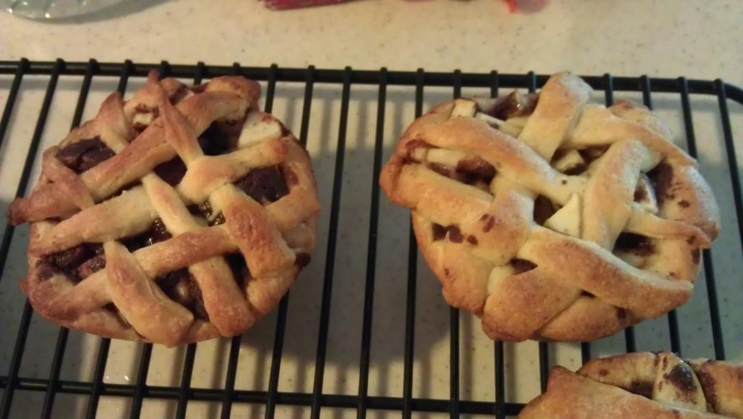 3/14/2012 pi(e) day pies