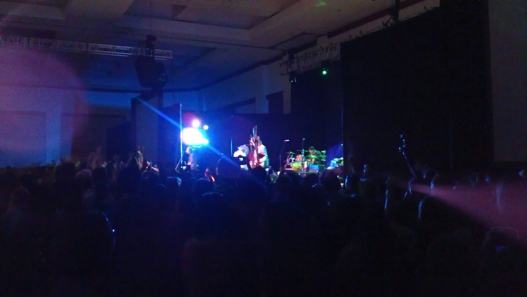 3/23/2012 Switchfoot in concert