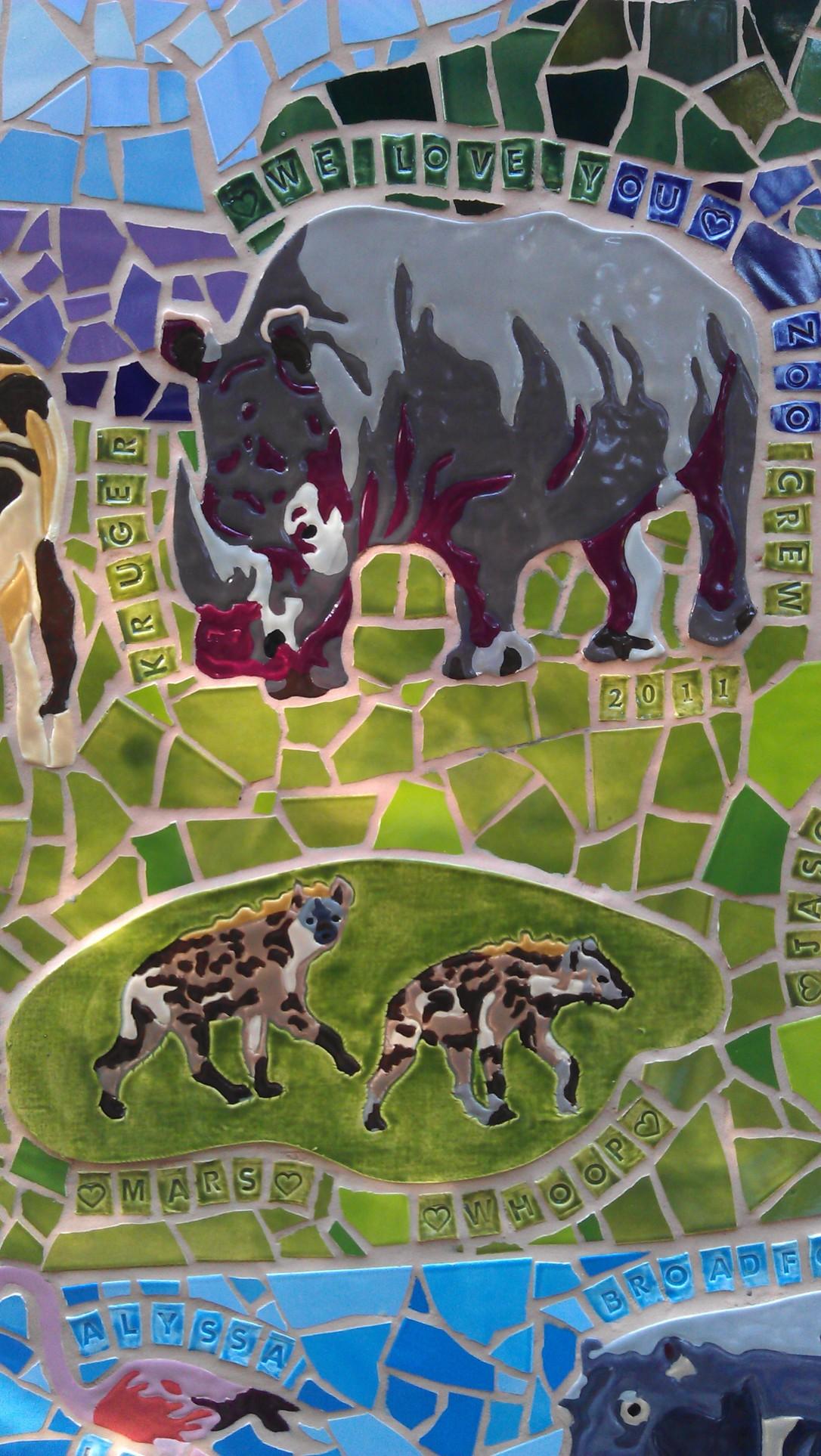 3/29/2012 Zoo Mosaic