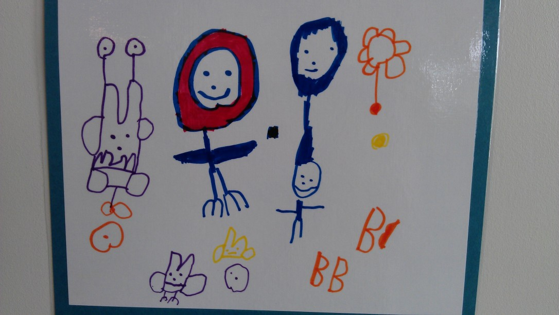 4/9/2012 best portrait of alien family ever