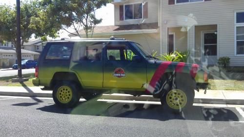 5/6/2012 Jurassic Park?