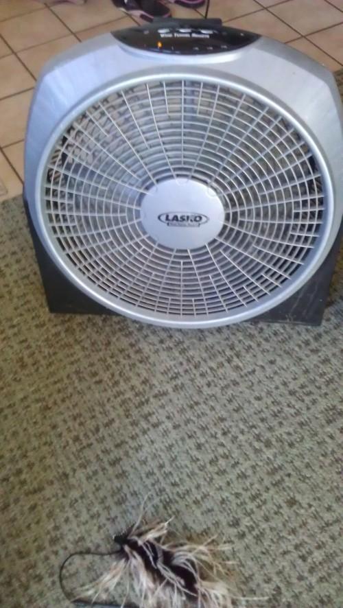 5/7/2012 dead air conditioner