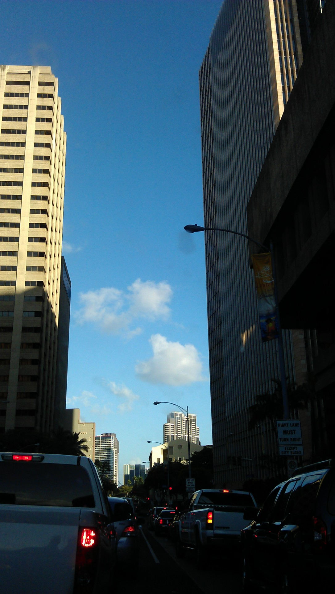 5/18/2012 driving downtown