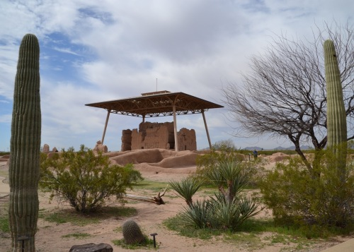 Casa Grande, Arizona, wide of house