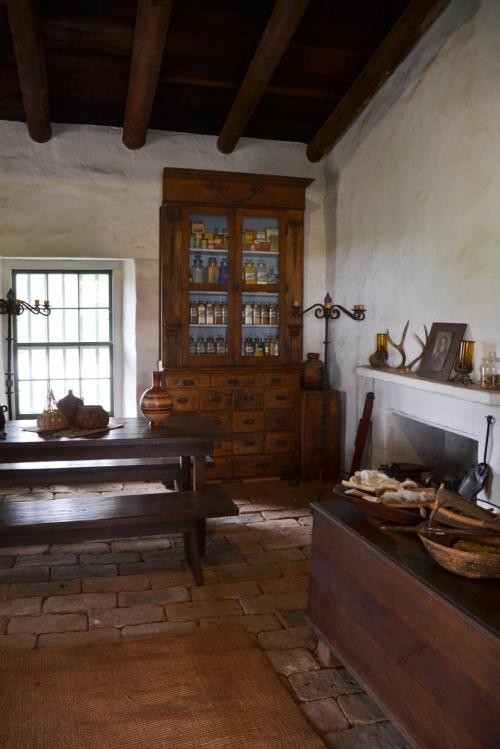 Old Town kitchen