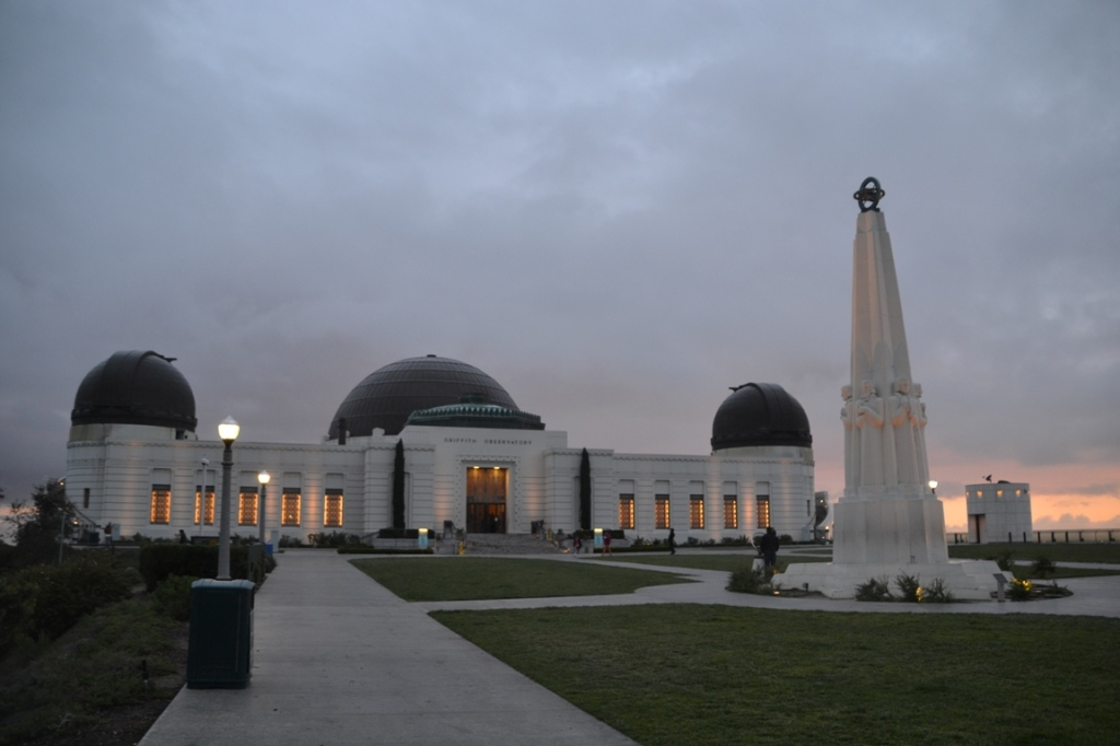 LA Griffith Observatory