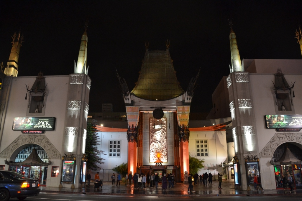 LA Grauman's Chinese Theater