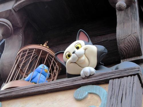 Disneyland Figaro
