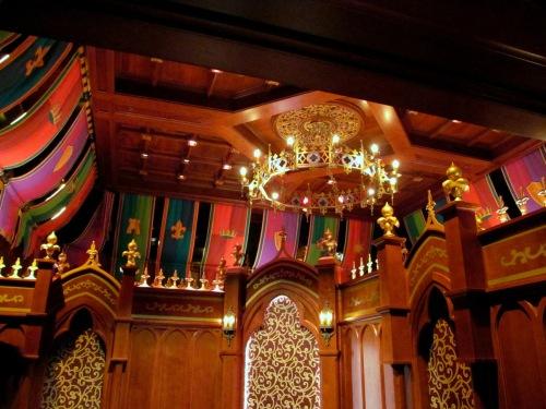 Disneyland Royal Hall