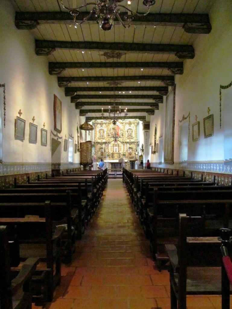 San Juan Capistrano Serra Chapel