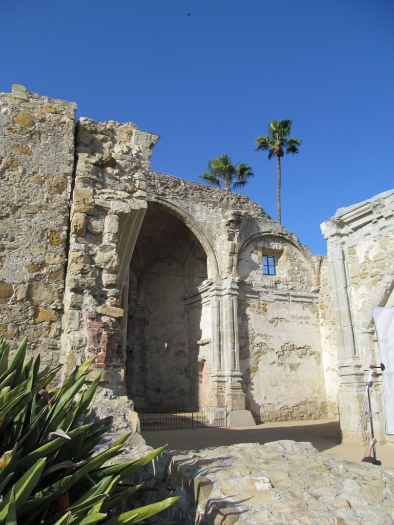 San Juan Capistrano, Great Stone Church