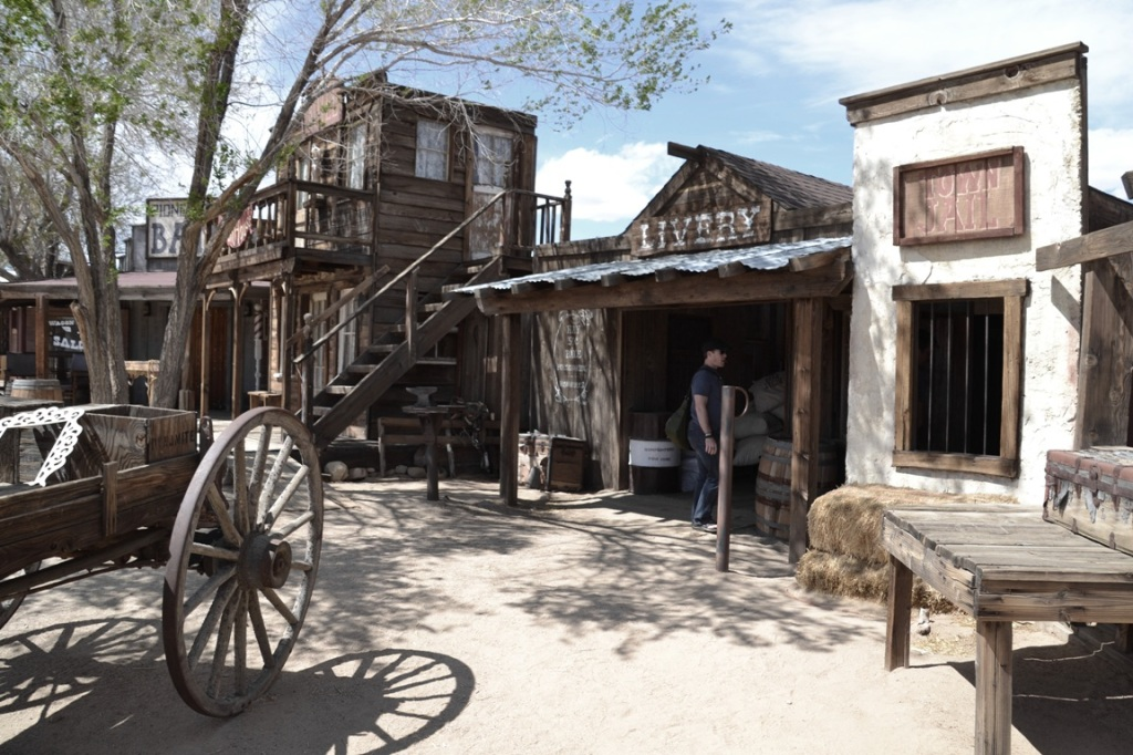 Pioneertown jail