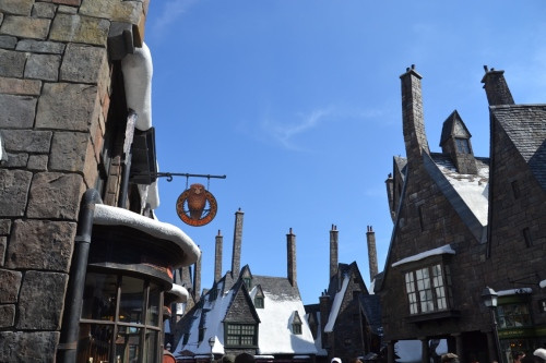 Hogwarts Hogsmeade Harry Potter