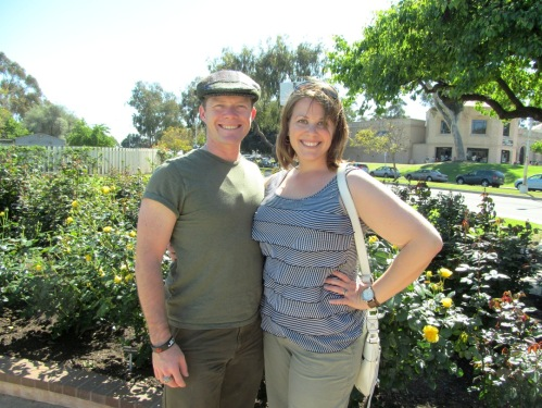 Easter Balboa Park J and J