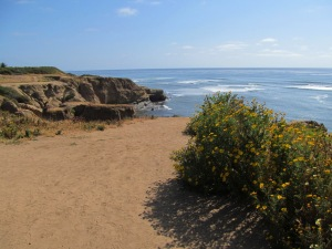 Sunset Cliffs, cove