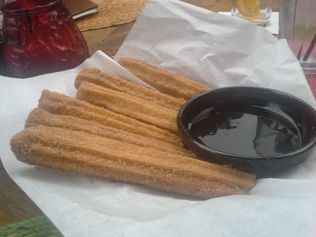 Old town churros