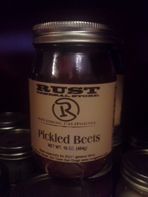 Old Town pickled beets