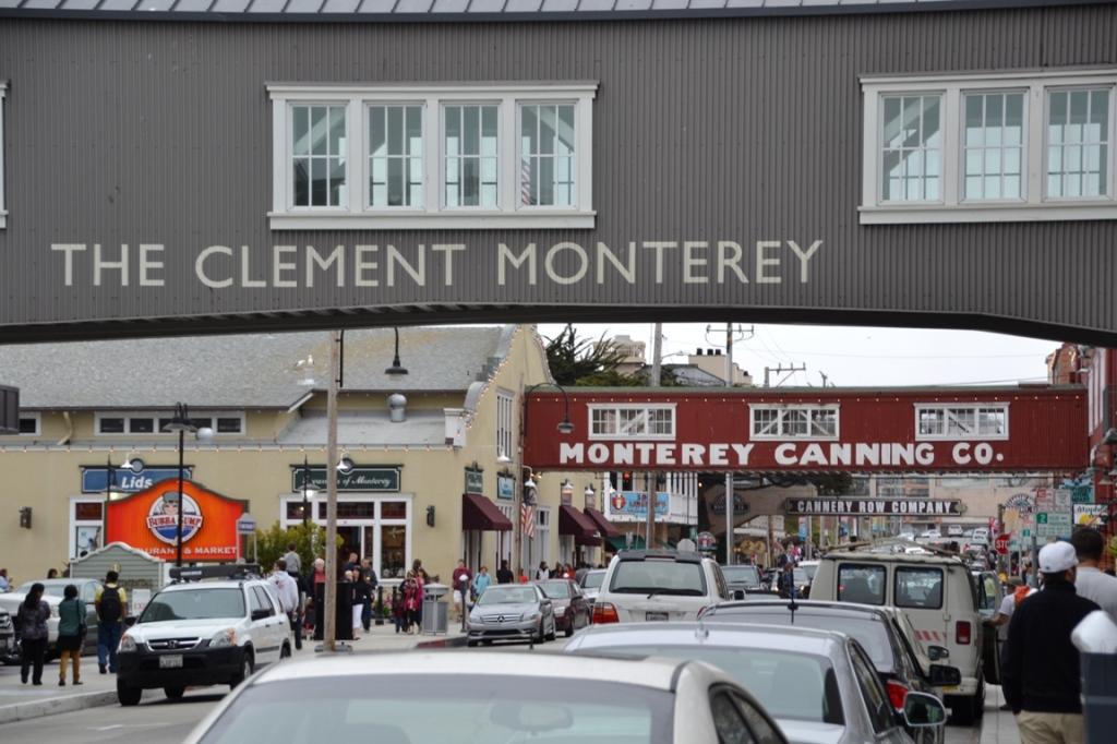 Monterey Bay Aquarium Cannery Row