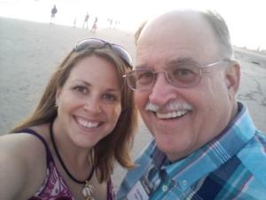 Hotel del Coronado, dad and me