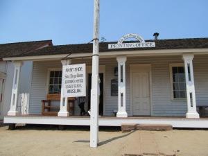 Old Town, printer