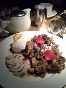 Extraordinary Desserts, bread pudding
