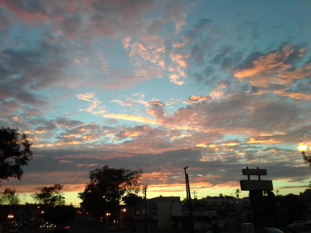 August sunset 2