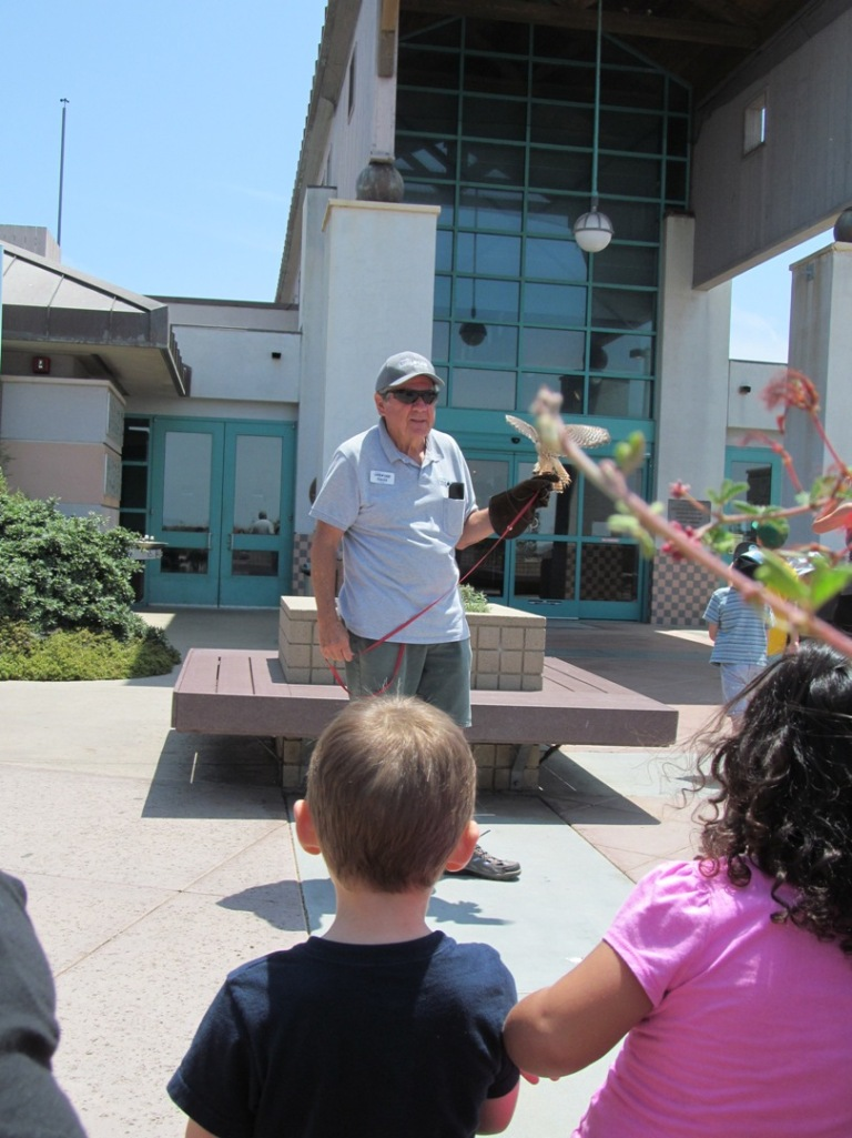 Living Coast, docent presentation