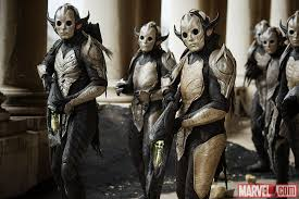 Thor the Dark World elves