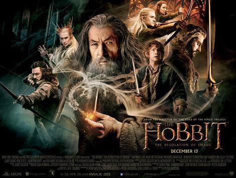 Hobbit DoS poster 1