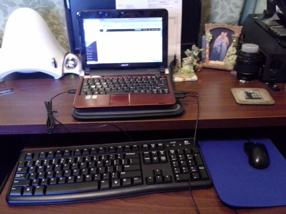 current blogging configuration