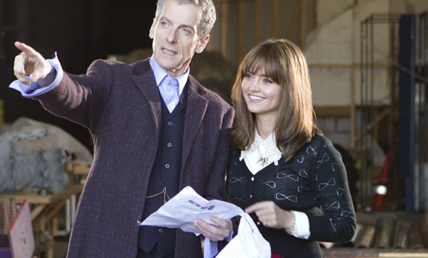 twelfth doctor, clara