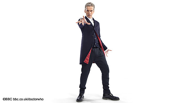 twelfth doctor costume