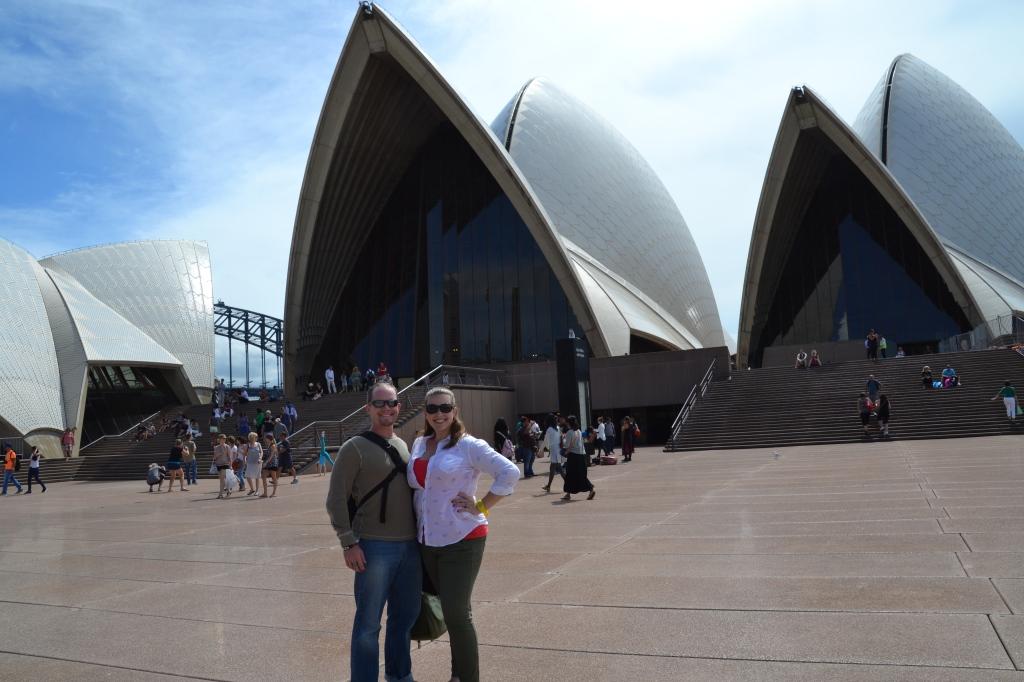 Australia at the Opera House