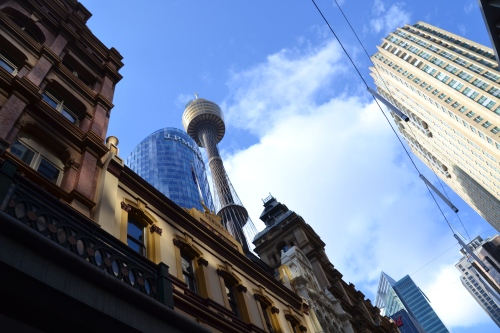 Australia, Sydney Haymarket