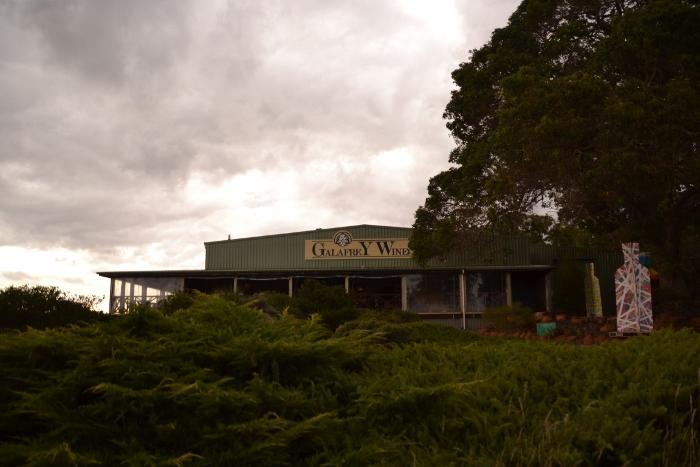 Australia, Margaret River Galafray winery