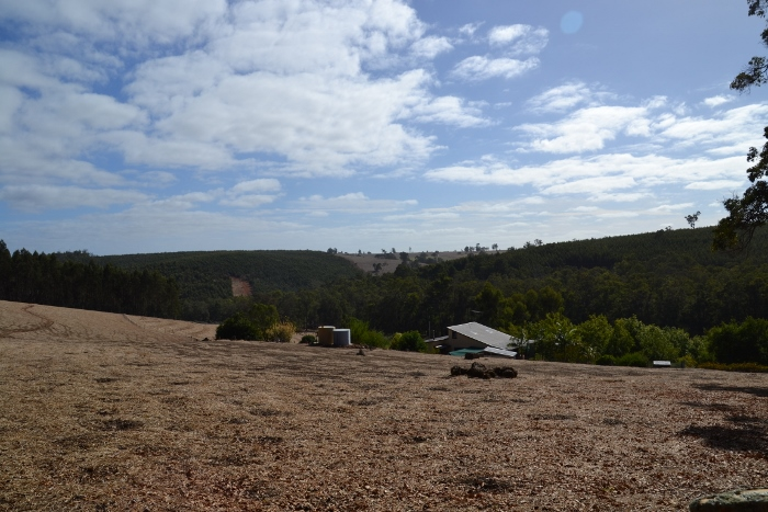 Australia, Nannup farm