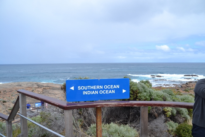Australia, two oceans touch