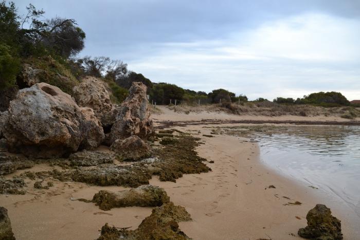 Australia, Perth beach