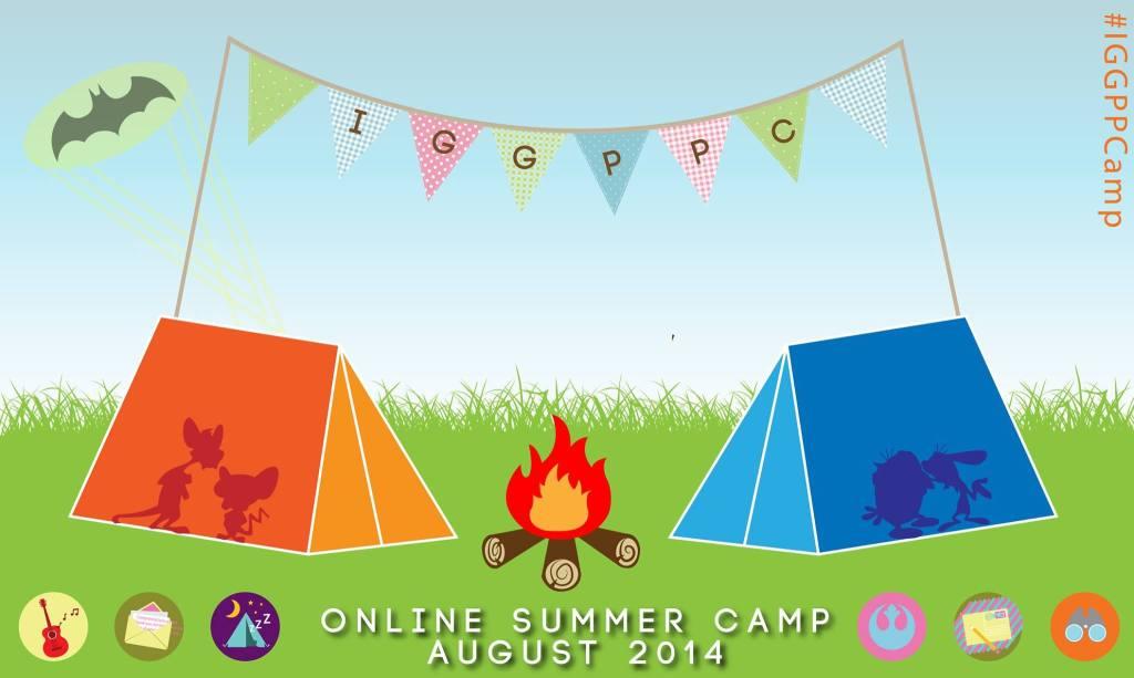 IGGPPC Summer Camp banner