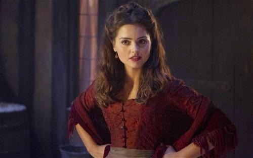 Jenna Coleman Clara Doctor Who