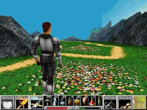 kings quest moe screen shot